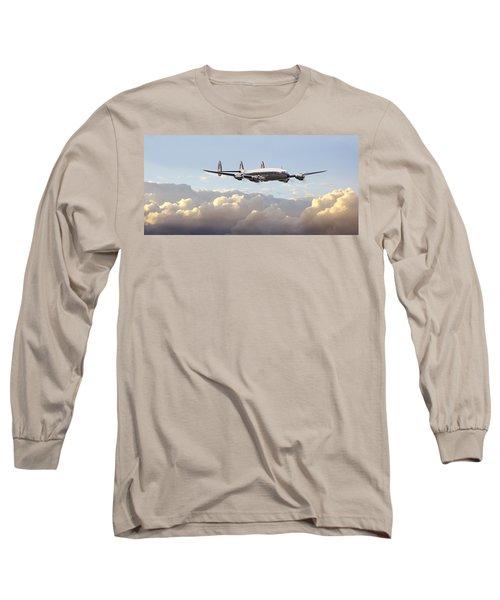 Super Constellation - End Of An Era Long Sleeve T-Shirt