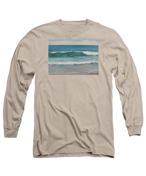 Surf Series 5 Long Sleeve T-Shirt by Jennifer Boswell