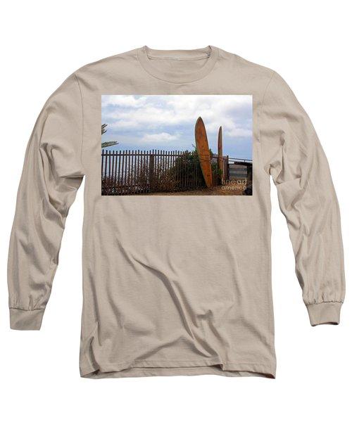 Surfs Up Long Sleeve T-Shirt