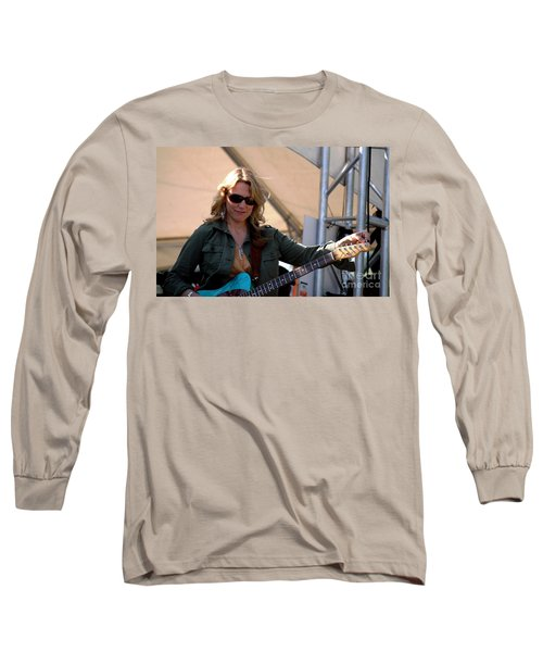 Susan Tedeschi Long Sleeve T-Shirt