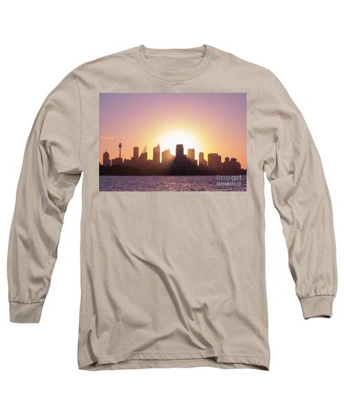 Sydney's Evening Long Sleeve T-Shirt