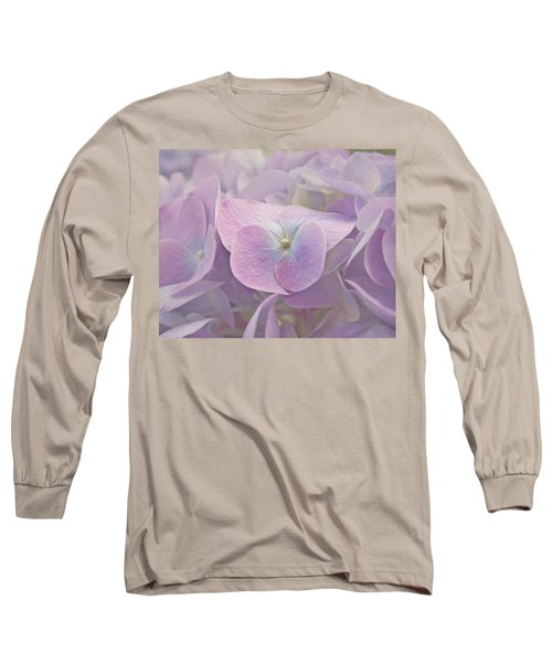 Symphony In Purple Long Sleeve T-Shirt