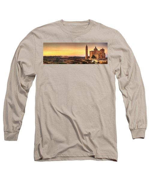 Ta Pinu And Gharb Long Sleeve T-Shirt