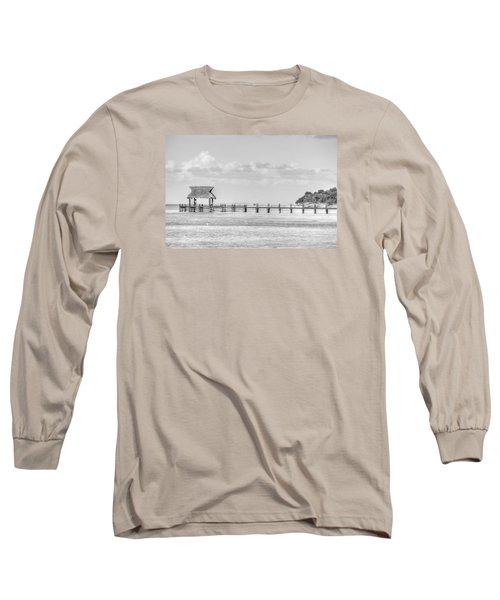 Take A Long Walk Off A Short Pier Long Sleeve T-Shirt