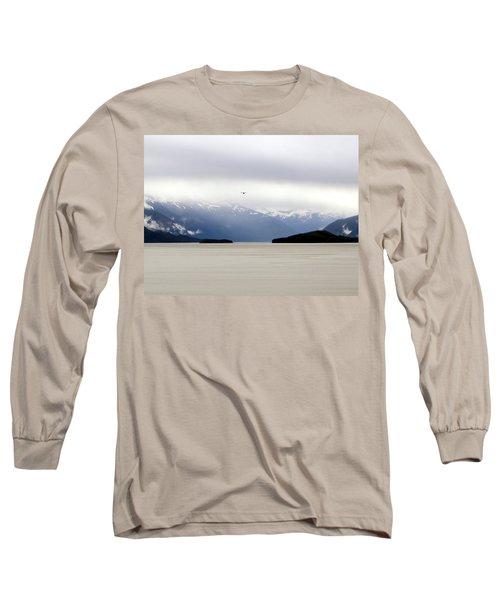 Long Sleeve T-Shirt featuring the photograph Take Flight by Jennifer Wheatley Wolf