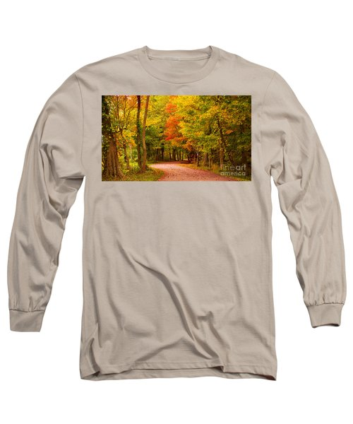 Long Sleeve T-Shirt featuring the photograph Take Me To The Forest by Rima Biswas
