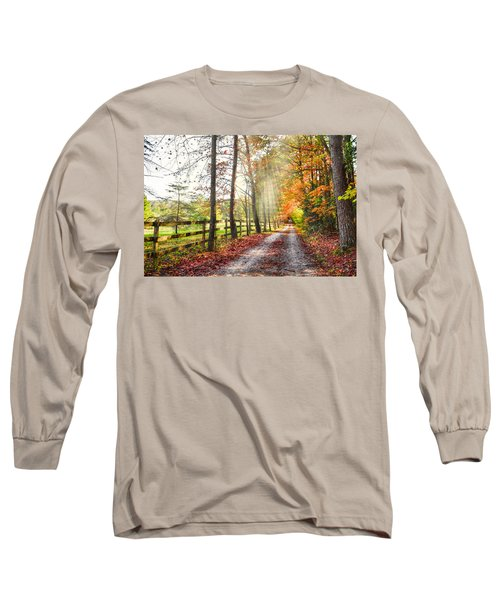 Take The Back Roads Long Sleeve T-Shirt