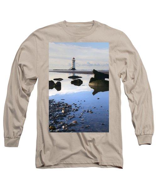 Talacer Abandoned Lighthouse Long Sleeve T-Shirt