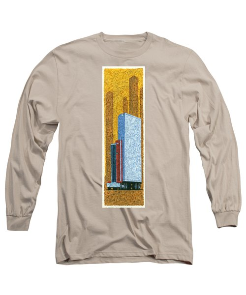 Tall Truck Long Sleeve T-Shirt