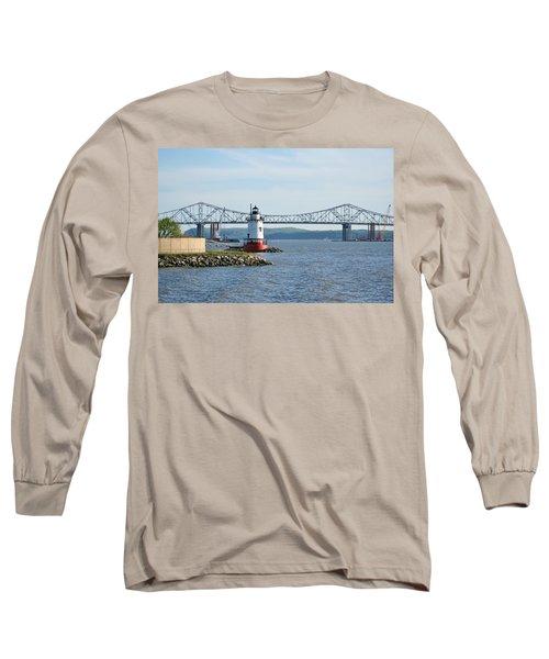 Tarrytown Lighthouse Long Sleeve T-Shirt