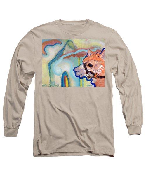 Tasha's World Long Sleeve T-Shirt
