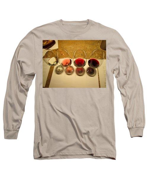 Tasting Long Sleeve T-Shirt