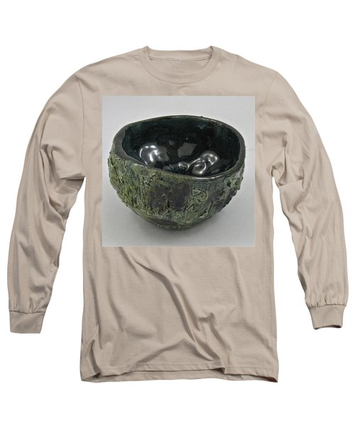 Tea Bowl #5 Long Sleeve T-Shirt