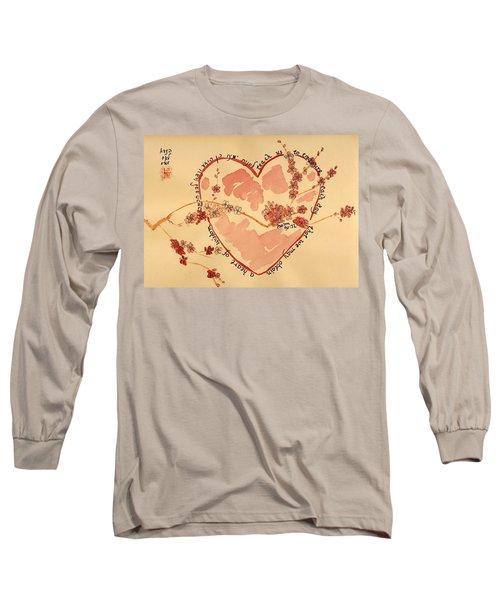 Teach Us - Color Long Sleeve T-Shirt