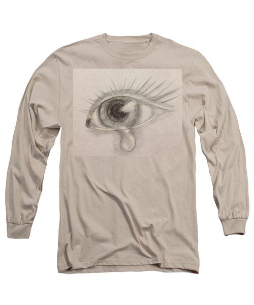 Tear Long Sleeve T-Shirt