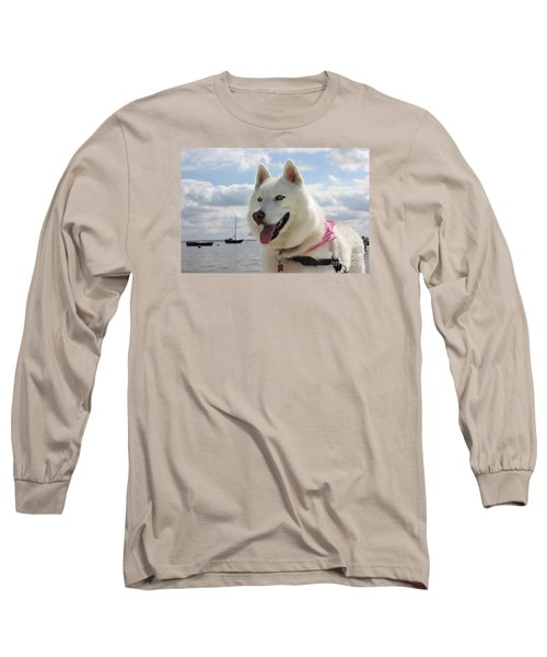 Tehya Long Sleeve T-Shirt by Vicki Spindler