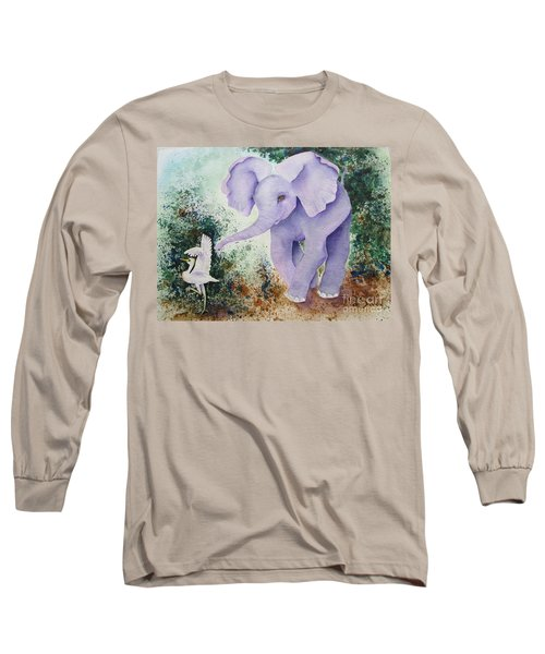Tembo Tag Long Sleeve T-Shirt