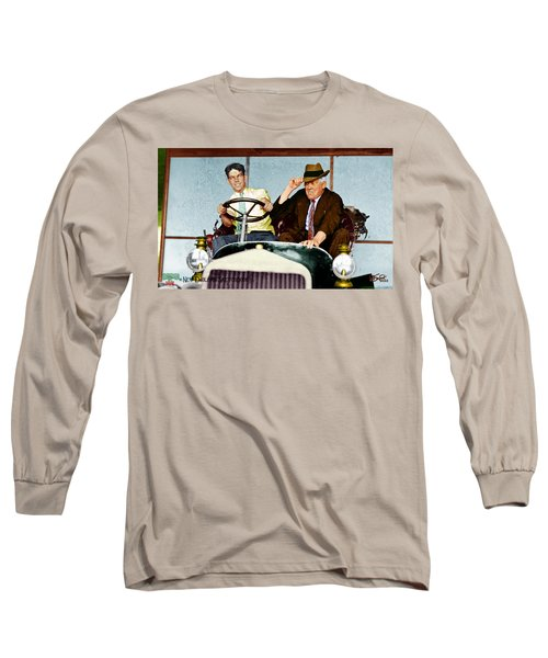 Test Drive Long Sleeve T-Shirt