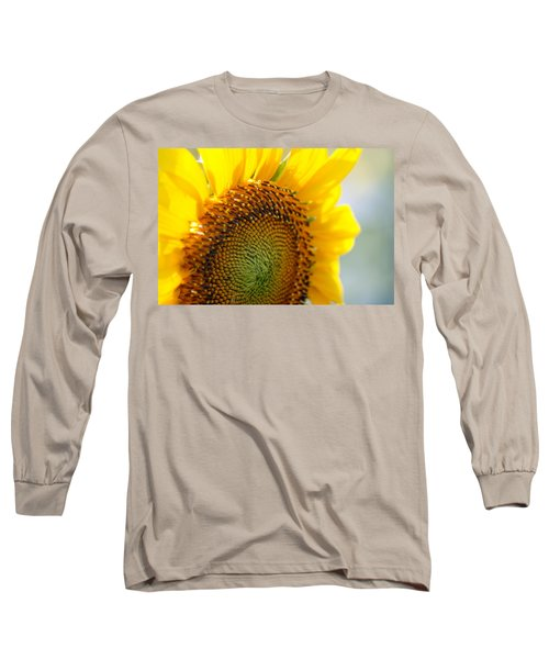 Texas Sunflower Long Sleeve T-Shirt