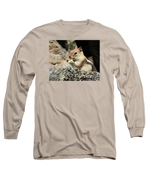 Thank You For The Cracker Long Sleeve T-Shirt