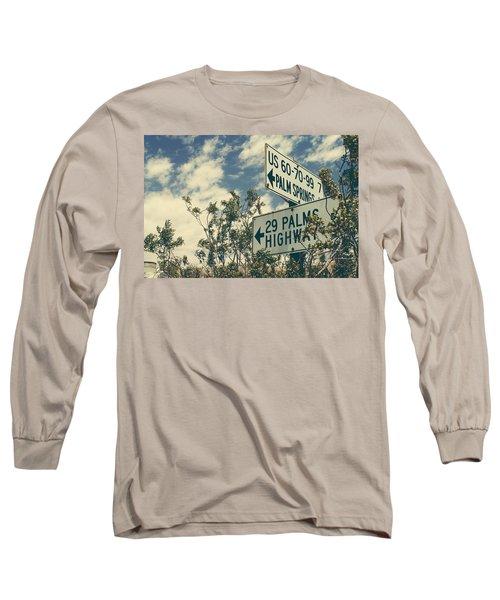 Thattaway Long Sleeve T-Shirt