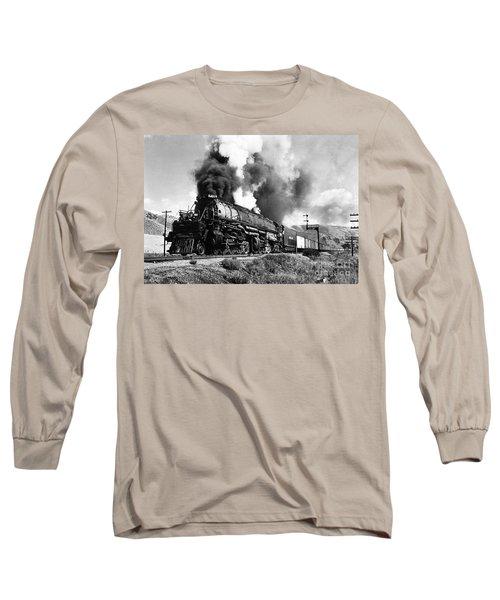 The 4019 Big Boy Long Sleeve T-Shirt