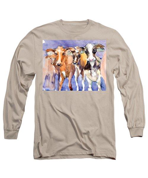 The 408 Girls Long Sleeve T-Shirt