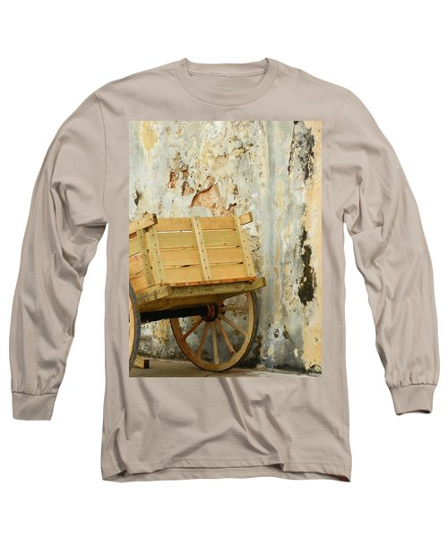 The Apple Cart Long Sleeve T-Shirt