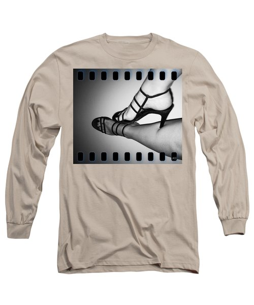 The Art Of Stilettos Long Sleeve T-Shirt