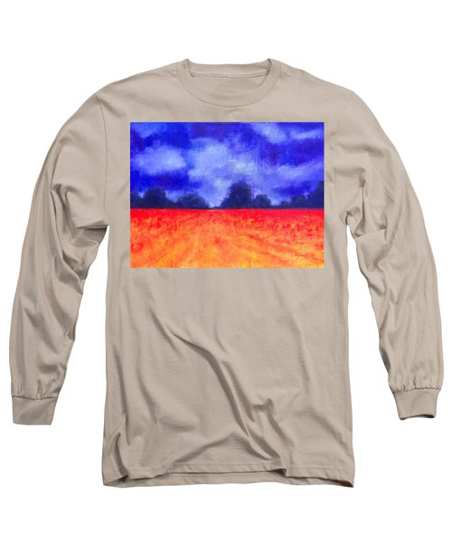 The Autumn Arrives Long Sleeve T-Shirt