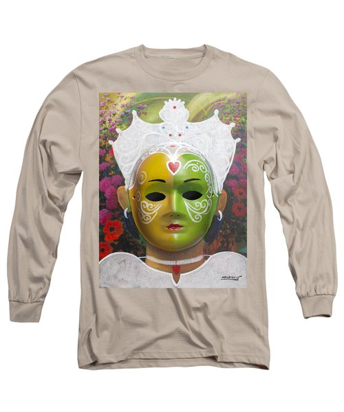 The Autumn Fairy Long Sleeve T-Shirt