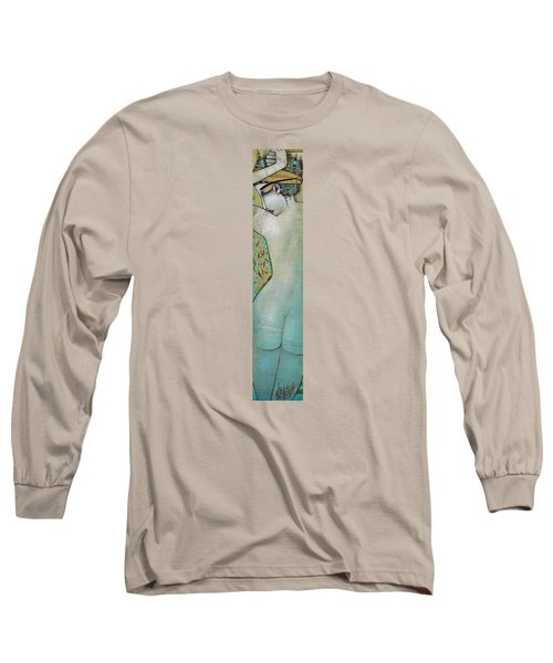 The Bath Long Sleeve T-Shirt