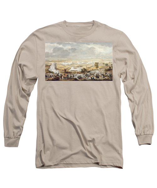 The Battle Of Marengo, 23 Prairial Long Sleeve T-Shirt