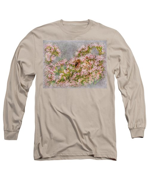 The Bee Long Sleeve T-Shirt by Hanny Heim