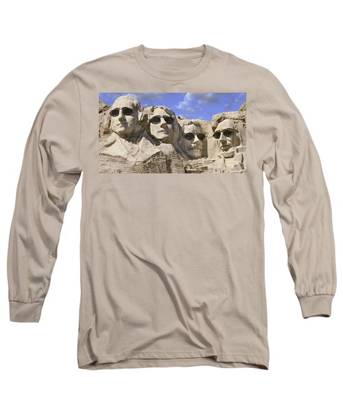 The Boys Of Summer 2 Panoramic Long Sleeve T-Shirt by Mike McGlothlen