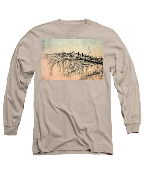 The Branch Of Reconciliation 2 Long Sleeve T-Shirt by Alexander Senin