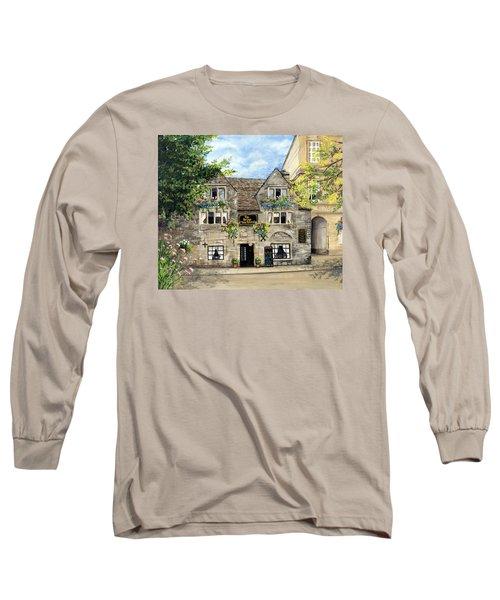 The Bridge Tea Rooms Long Sleeve T-Shirt