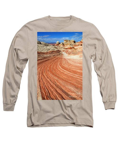 The Brilliance Of Nature 3 Long Sleeve T-Shirt by Bob Christopher