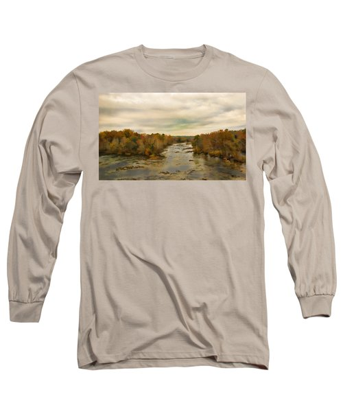 The Broad River Long Sleeve T-Shirt