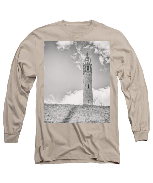 The Castle Tower Long Sleeve T-Shirt