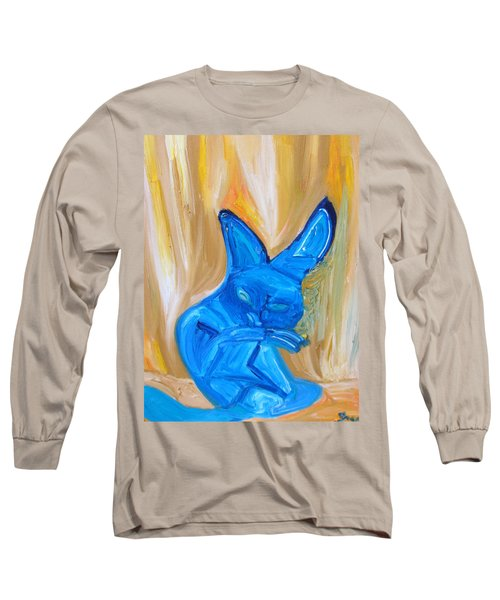 The Cat Camelion  Long Sleeve T-Shirt