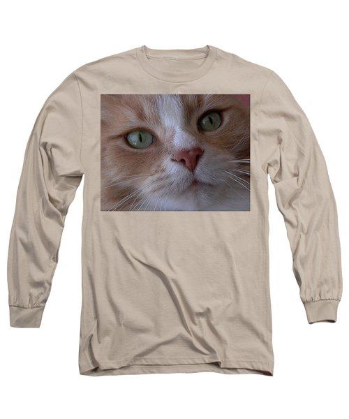 The Cat Eyes Long Sleeve T-Shirt