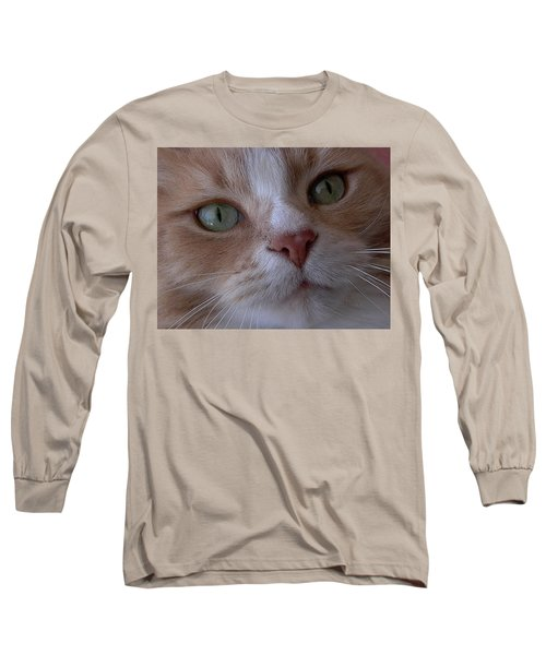 The Cat Eyes Long Sleeve T-Shirt