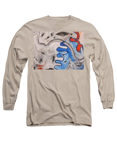 The Cat's Eye Long Sleeve T-Shirt