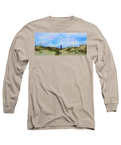 The Center Of Attention Long Sleeve T-Shirt