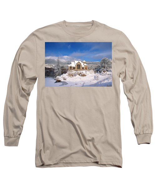The Chapel On The Rock 3 Long Sleeve T-Shirt