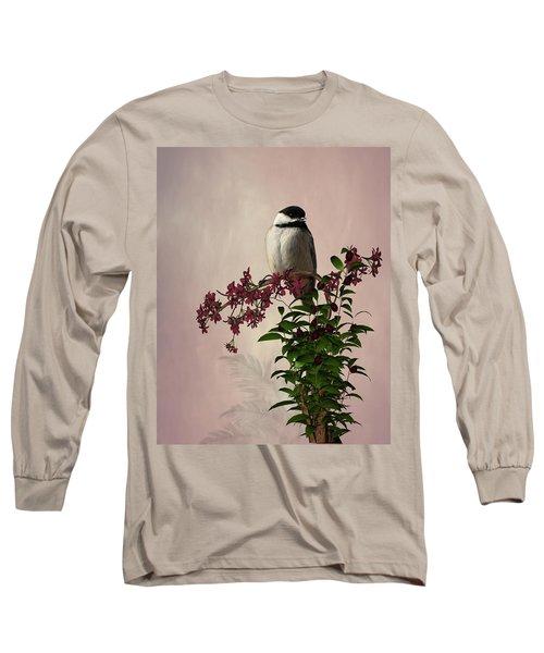 The Chickadee Long Sleeve T-Shirt