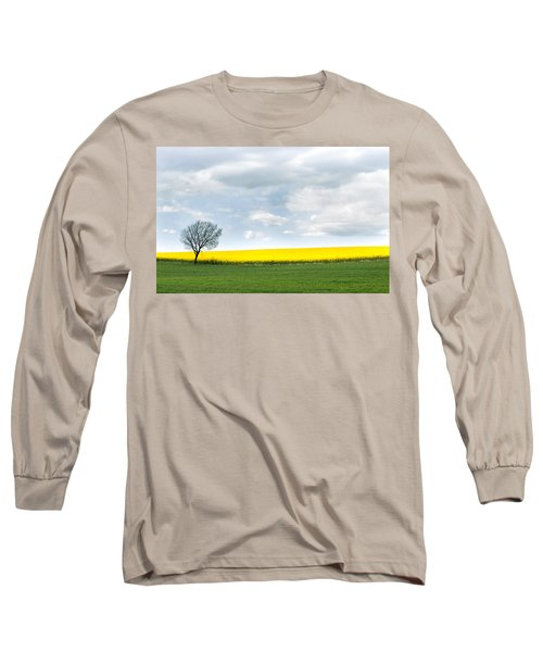 The Colors Of Spring Long Sleeve T-Shirt by Mike Santis