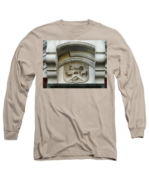 The Crest Of The Christchurch City Council Long Sleeve T-Shirt