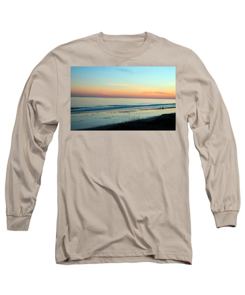 The Day Ends Long Sleeve T-Shirt
